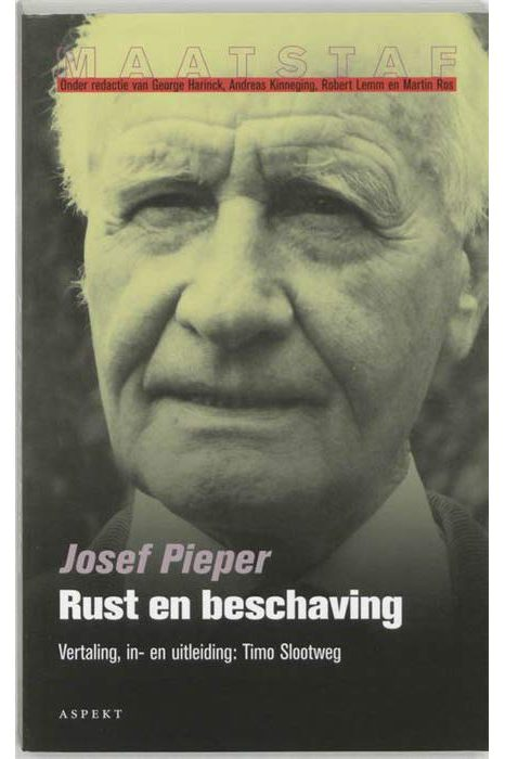Rust en beschaving