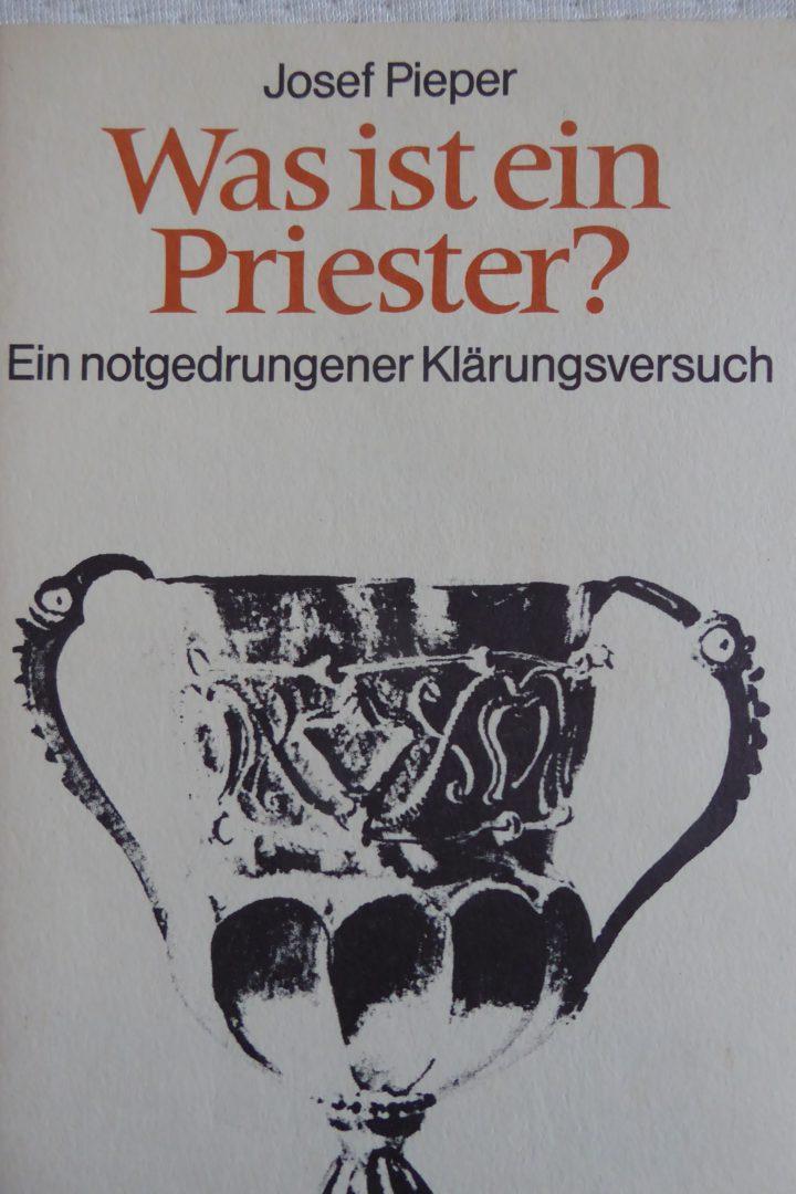 Was ist ein Priester?