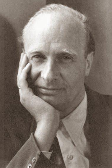 Josef Pieper Portrait