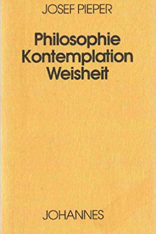 Philosophie Kontemplation Weisheit